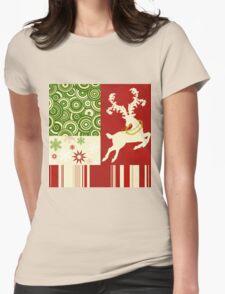 Modern Christmas II, modern Holiday Art T-Shirt