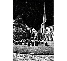 The Church Of St Mary The Virgin Hadleigh Suffolk Photographic Print