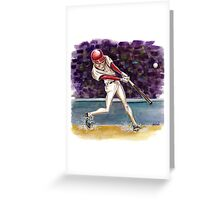 clean-up Greeting Card