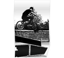 Stunt boy Poster
