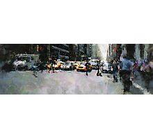 NEW YORK STREET Photographic Print