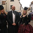 The Goth Weekend at Whitby, Oct 2011. 33 by TREVOR34