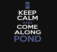 Come Along Pond v2 Unisex T-Shirt
