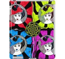 Lovely Lana Four Square iPad Case/Skin
