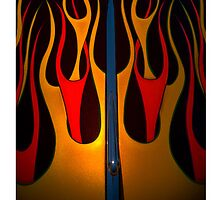 Hotrod Flames by doorfrontphotos