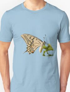 Swallowtail Butterfly Vector Isolated T-Shirt