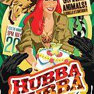 Hubba Hubba Revue:  Wild Animals!  May, 2011 by caseycastille