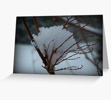 Snow Cone Greeting Card