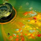 Paint Drops by Erika  Hastings