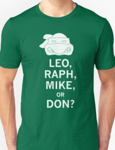 Keep Calm in a Half Shell T-Shirt