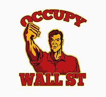 Occupy Wall Street American Worker Unisex T-Shirt