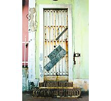 Door Photographic Print