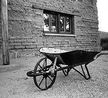 Old Time Wheelbarrow by James2001