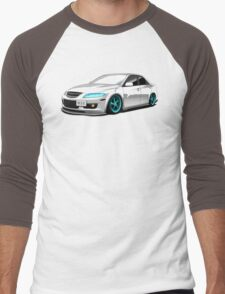 Mazda Speed 6 (MS6) Men's Baseball ¾ T-Shirt