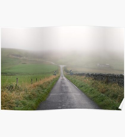 The Road Leads Back To You Poster
