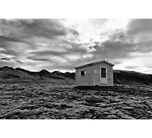 Rescue Shelter I Photographic Print