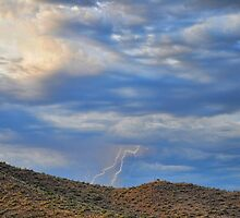 Early Evening Light Show by HDTaylor