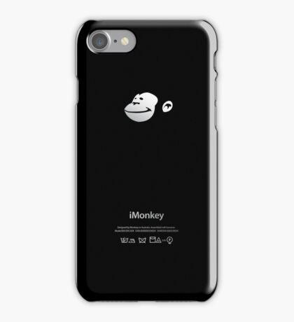 iMonkey iPhone Case/Skin