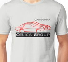 Canberra Celica Club - Light design Unisex T-Shirt