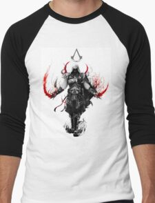 ezio  Men's Baseball ¾ T-Shirt
