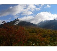 Smokie Mountains 1 Photographic Print
