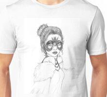 Jade Mask Unisex T-Shirt