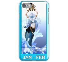 FairyTail Aquarius iPhone Case/Skin
