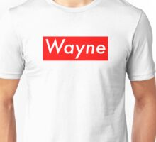Wayne- Supreme Style Unisex T-Shirt