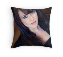 Amanda Tapping - Actors Studio Limited Edition Series Print [A11] Throw Pillow