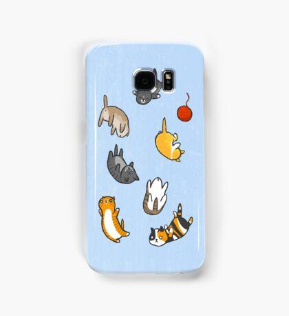 Kitten Rain Samsung Galaxy Case/Skin