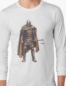 Viking Warrior Long Sleeve T-Shirt