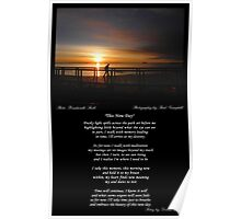 ~ This New Day ~ A collaboration with Paul Campbell ~ Poster