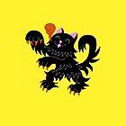 Kitten of Flanders by Slonie