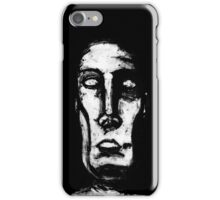 Lonley Face iPhone Case iPhone Case/Skin