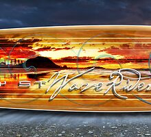 Tay Street Wave Rider by Ken Wright