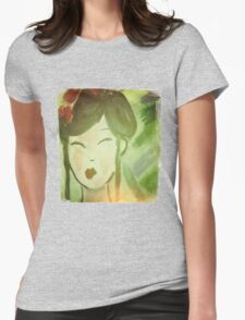 Vintage Style Geisha T-Shirt