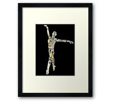 Dance in Time Framed Print