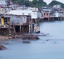seaside village  by hkavmode
