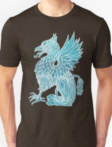 Blue Gryphon  T-Shirt