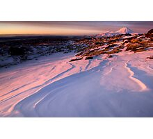 Mt Ngauruhoe still not in Cloud  Photographic Print