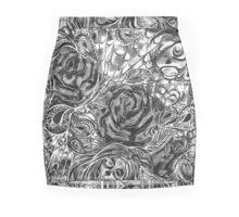 """Beautiful Death of Baja"" by Skye Amber Sweet Mini Skirt"