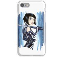 Quorra : The last ISO iPhone Case/Skin