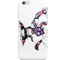 Juri Street Fighter 4 iPhone Case/Skin