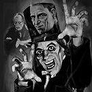 THE MAN OF A THOUSAND FACES ! LON CHANEY SR by razar1