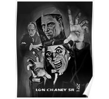 THE MAN OF A THOUSAND FACES ! LON CHANEY SR Poster