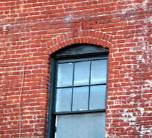 Red Brick Window... by Photos55