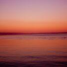 Beach Sunset,Victoria,Australia. by Marianne Ellis