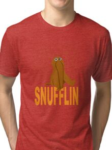 Every Day I'm Snufflin' Tri-blend T-Shirt