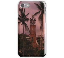 Mexican Church... iPhone Case/Skin