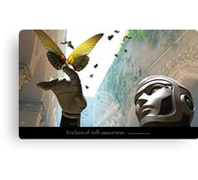 Enclave of Self Awareness Canvas Print